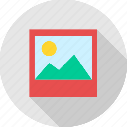 hill, image, landscape, mountain, mountains, photo, photography icon