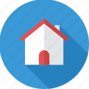 apartment, building, home, house, hut, property, villa icon