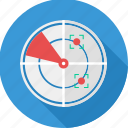 area, focus, focused, marketing, target icon
