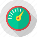measure, meter, performance, productivity, seo, speed, speedometer icon