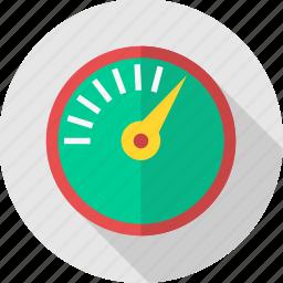 measure, meter, performance, productivity, seo, speed, speedometer icon