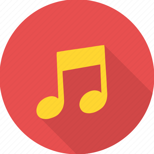 audio, music, musical, node, rhythm, song, sound icon