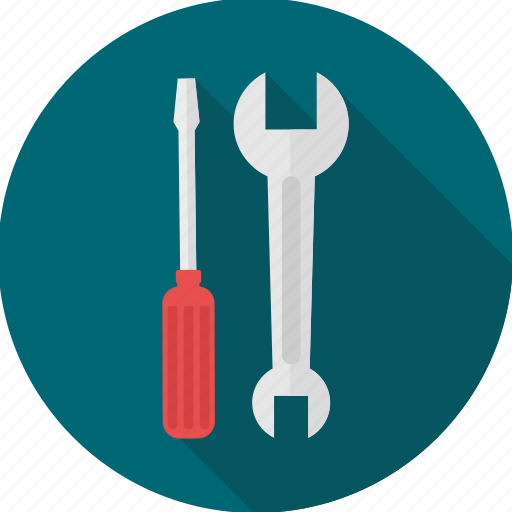 bolt, configuration, construction, hand tools, repair, screwrdriver, work icon
