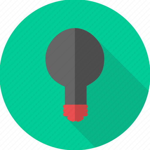 bulb, electricity, lightbulb, off, power, switch icon
