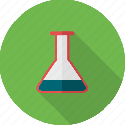 chemistry, experiment, flask, lab, laboratory, medical, research icon