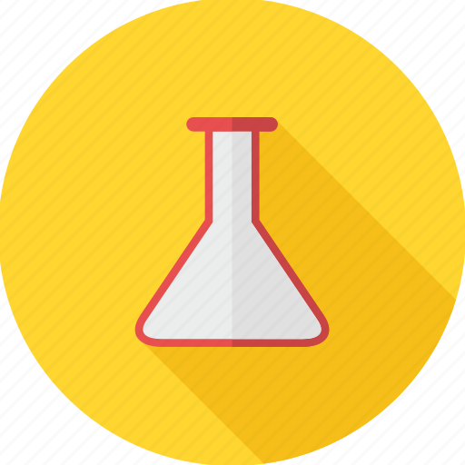 chemical, flask, lab, laboratory, science, test, tube icon