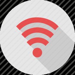connection, hotspot, internet, signal, wifi, wireless icon