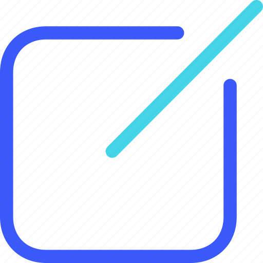 25px, edit, iconspace icon