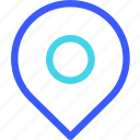 25px, iconspace, location icon
