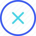 25px, delete, iconspace icon