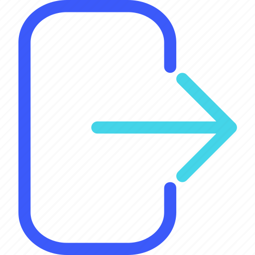 25px, iconspace, out, sign icon