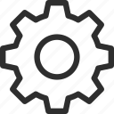 25px, iconspace, setting icon