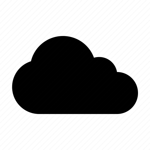 cloud, interface, media, user, web icon icon