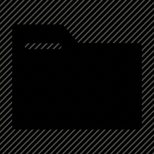 document, file, folder, interface, storage, web icon icon