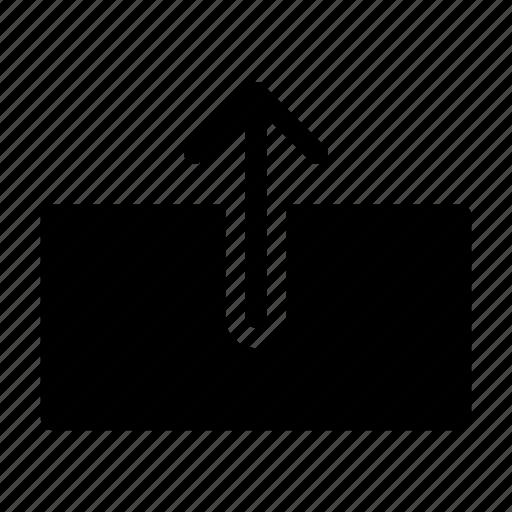 file, interface, ocument, ui, up, upload, web icon icon