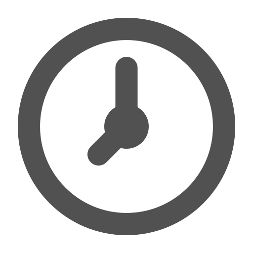 alarm, clock, deadline, minute, second, time, timer icon
