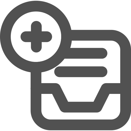 Add, computer, data, document, file, folder, internet icon - Free download