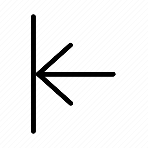 align, left, user interface icon