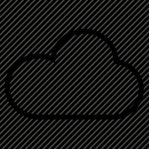cloud, icloud, user interface icon