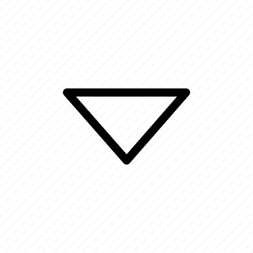 collapse, expanded, user interface icon