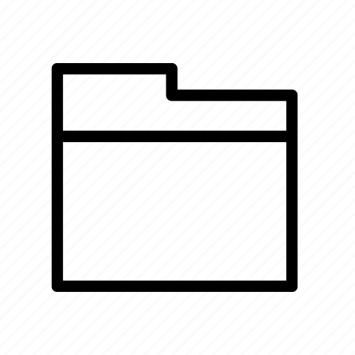 archive, folder, user interface icon