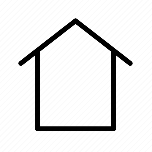 home, user interface icon