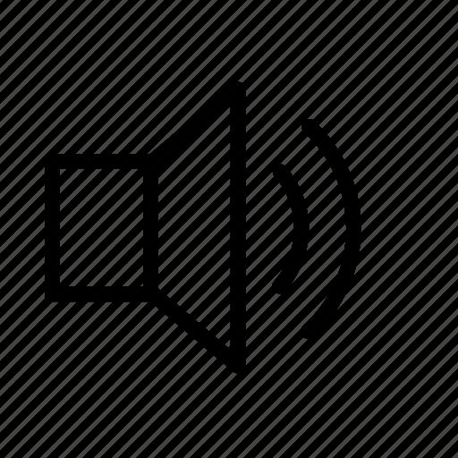 medium, medium sound, sound, user interface icon