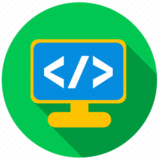 code, contents, page, responsiveness, screen, website icon