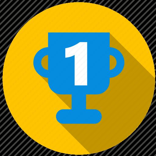 advantage, competition, contest, prize, rivalry, winner icon