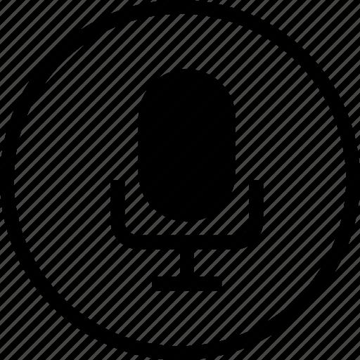 audio, recognization, record, recording, speech, voice icon