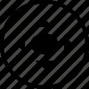 bloat, brush, design, interface, tool icon