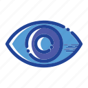eye, show, view, visible, vision icon icon