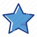 bookmark, favorite, like, premium, special, star icon