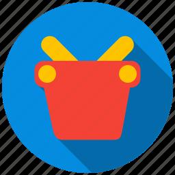basket, customer, sale, shop, shopping, vendor icon