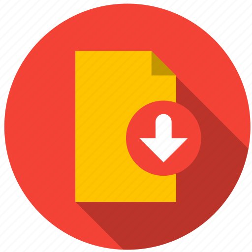content, danger, data, document, file, information icon