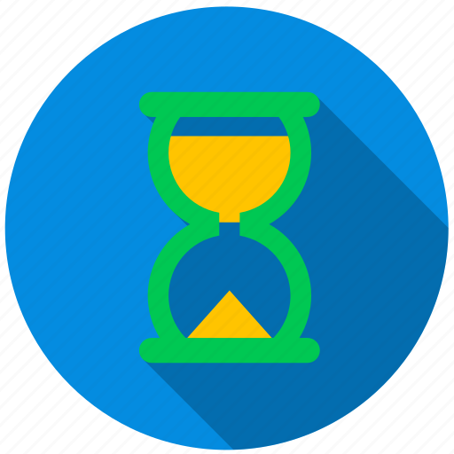 clock, death, hour, hourglass, minute, time icon