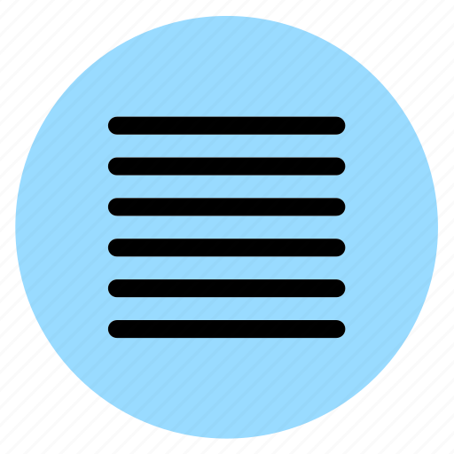 circle, line, round, text, user interface, web, word icon