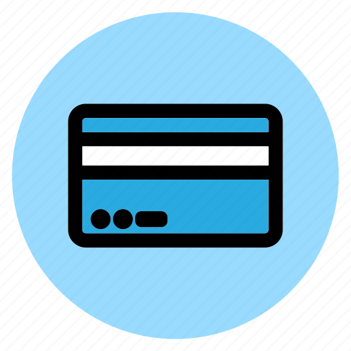 circle, credit card, pay, payment, round, user interface, web icon