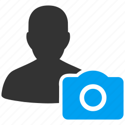 avatar, camera, photo, photography, photos, pictures, profile image icon