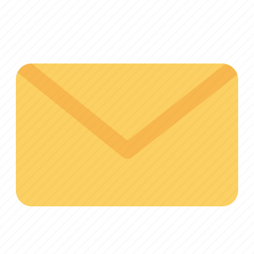 email, envelope, inbox, letter, mail, message icon