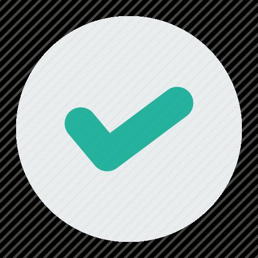 right, secure, true, trust, verify icon