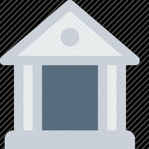 bank, economy, finance, income, mony icon