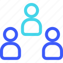 business, group, people, users icon