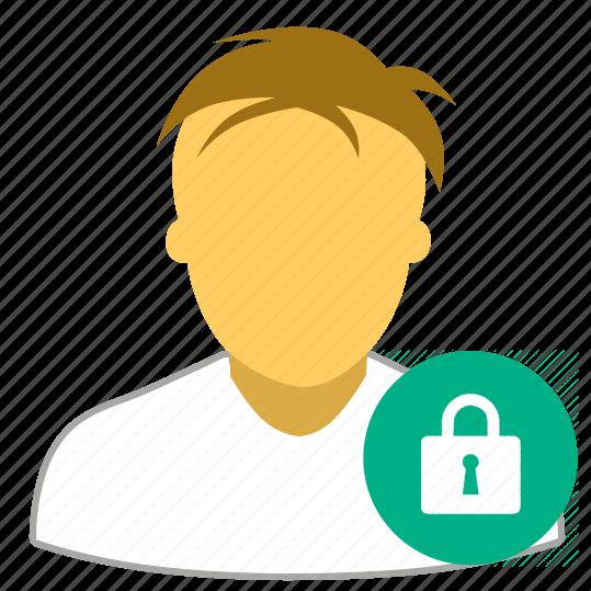 identity, login, password, user, username icon