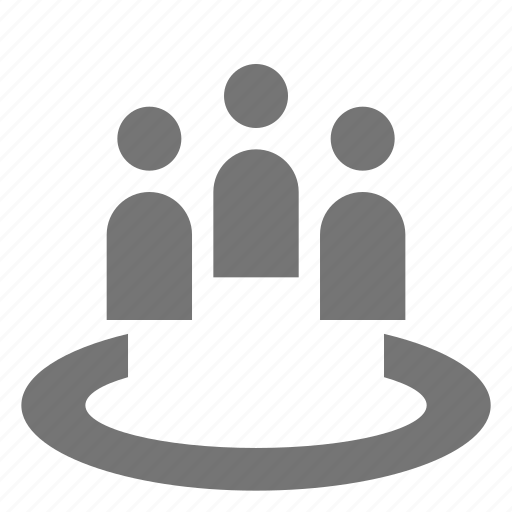 group, people, user icon