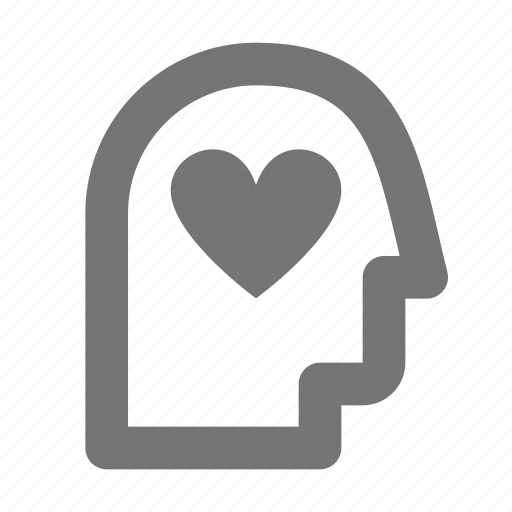 avatar, heart, human, like, people, person, romance, user icon