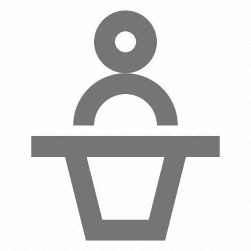 avatar, host, human, information, people, person, reception, user icon