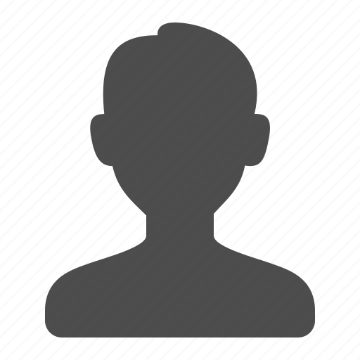 blog, communication, male, man, person, silhouette, user, users, web icon