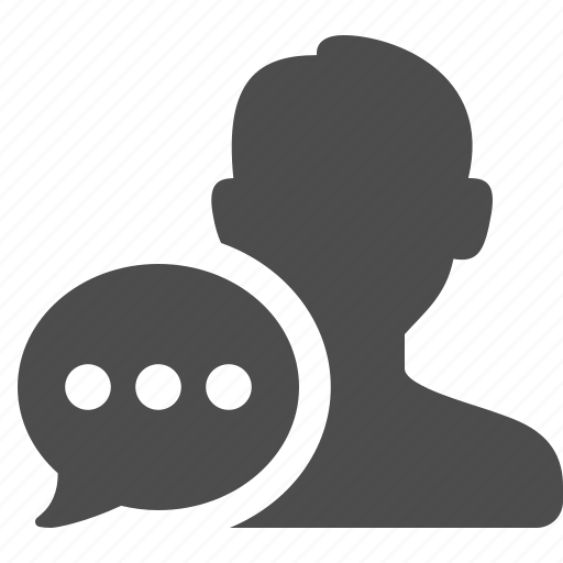blog, communication, male, man, person, silhouette, typing, user, users, web icon