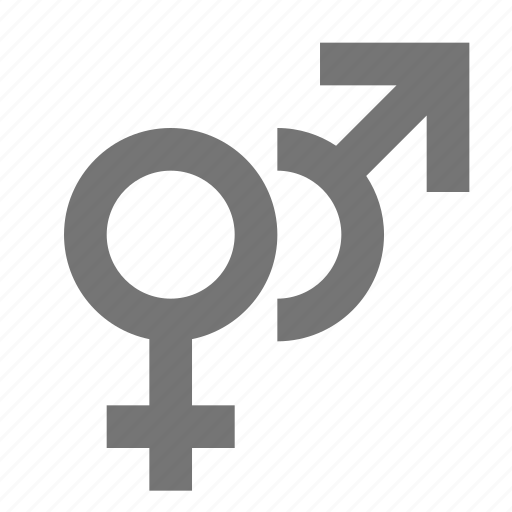 female, gender, male icon